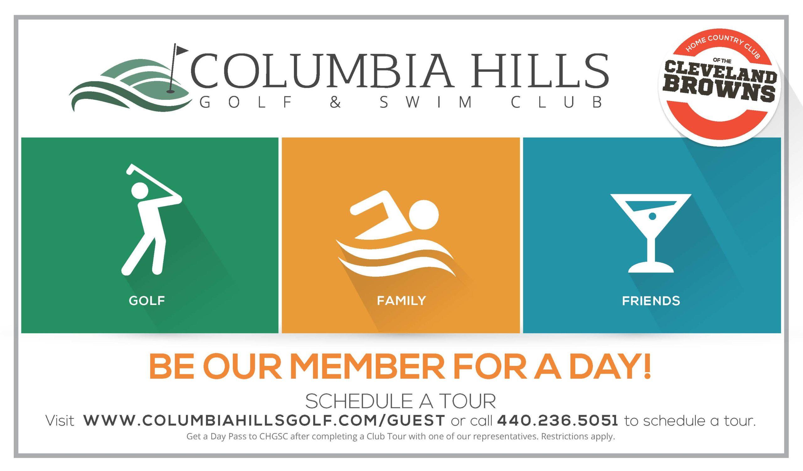 Columbia Hills Ad