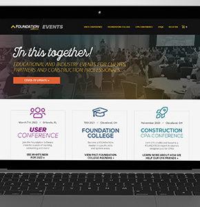 freelance website design cleveland