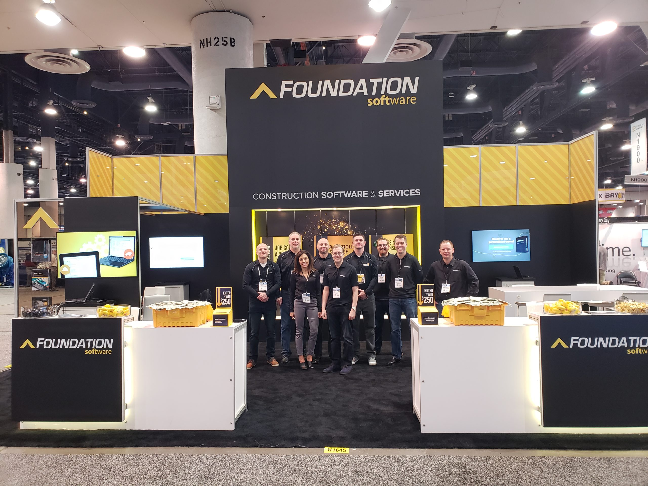 Foundation Software @ World of Concrete