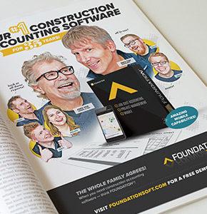 print advertising designer